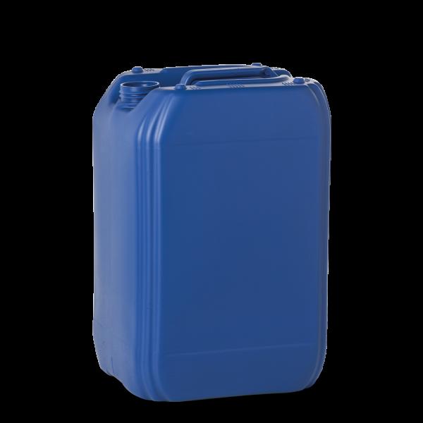 25 Liter Kunststoff Kanister blau - DIN 61 - UN-Y