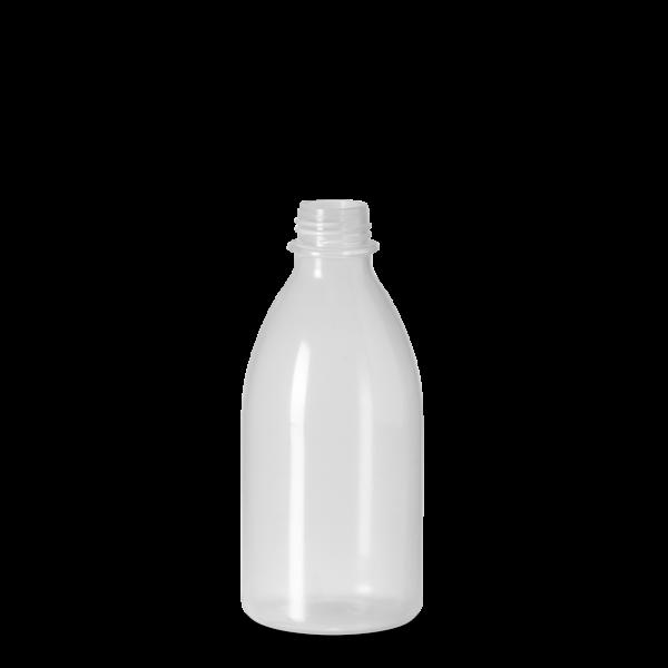 500 ml Enghals Laborflasche - rund - DIN 25