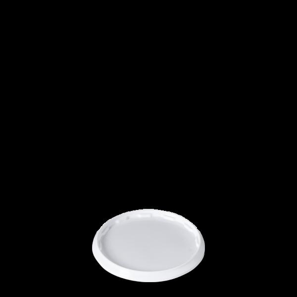 Schnappdeckel Eimer - weiß - 5L - rund