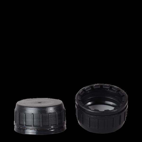 Originalitätsverschluss Öl - schwarz - OV 38