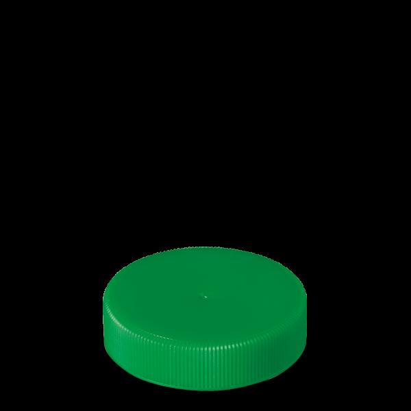 Schraubverschluss - grün - DIN 60 Gewinde