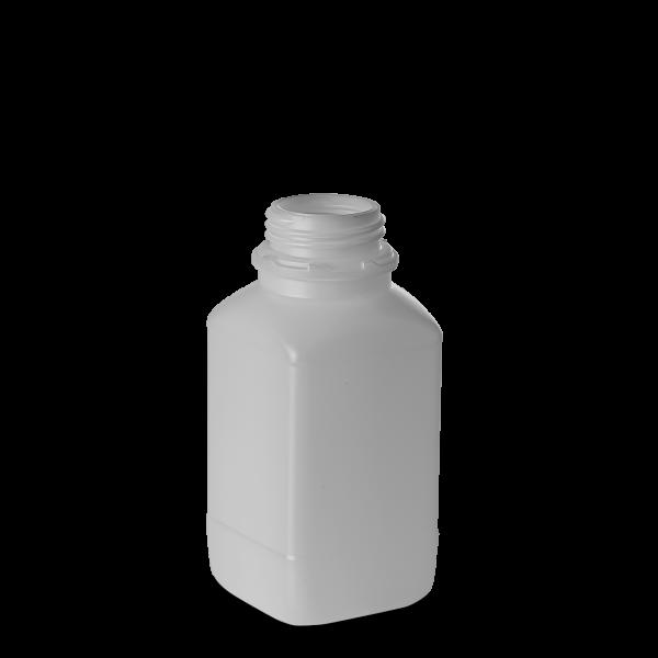 750ml Vierkantflasche - natur - OV 54 - UN-X