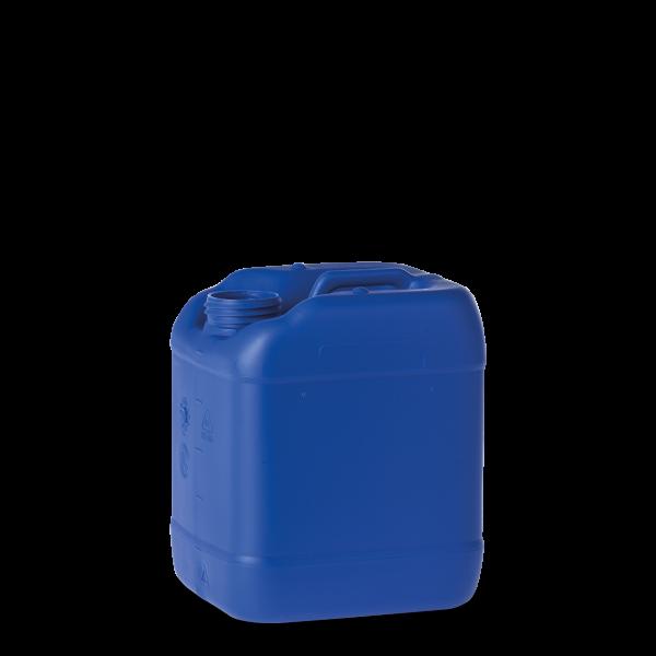 5 Liter Kunststoff Kanister blau - DIN 51 - UN-X