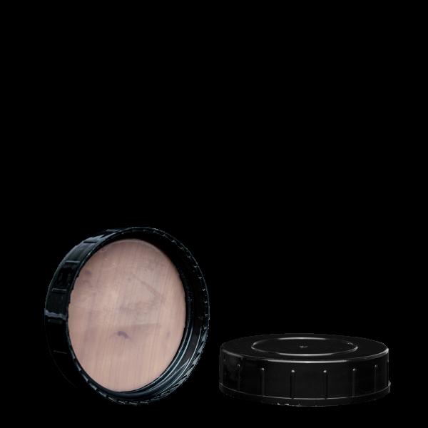 Schraubverschluss - schwarz - GL 68 - PTFE