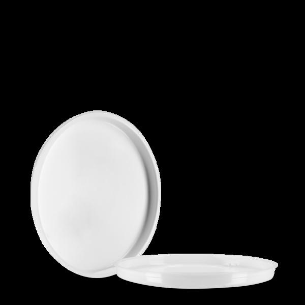 Einlegedeckel - weiß - 66 mm