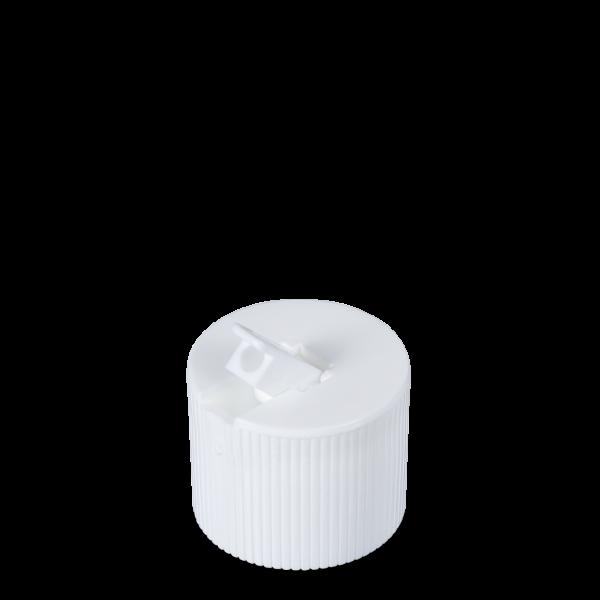 Kipphebelverschluss - weiß - DIN 25 Gewinde