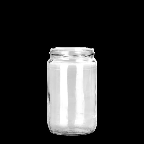 720 ml Konservenglas - Gewinde TO 82