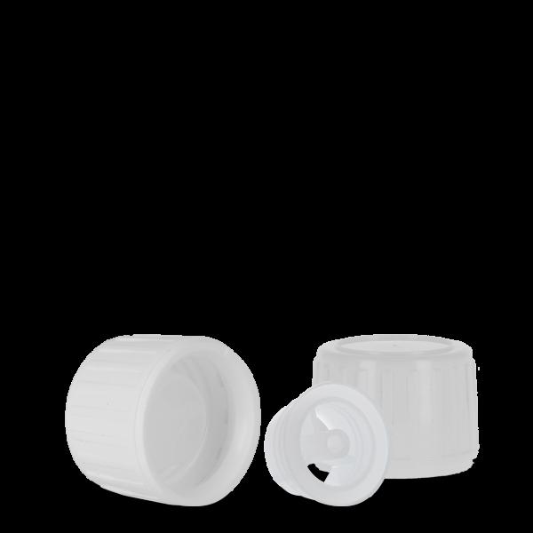 Originalitätsverschluss - weiß - PP 28 - Gießring