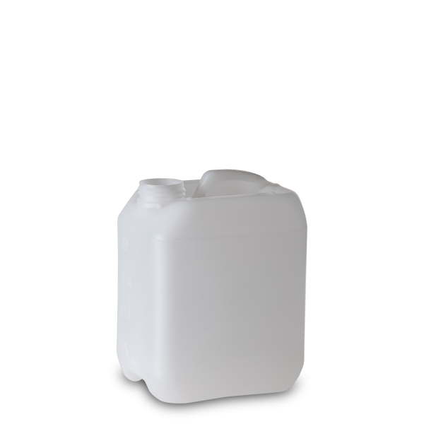 5 Liter Kunststoff Kanister natur - DIN 51 - UN-X