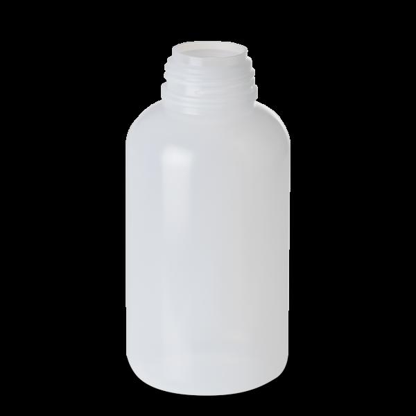 2000 ml Weithals Laborflasche - rund - DIN 65