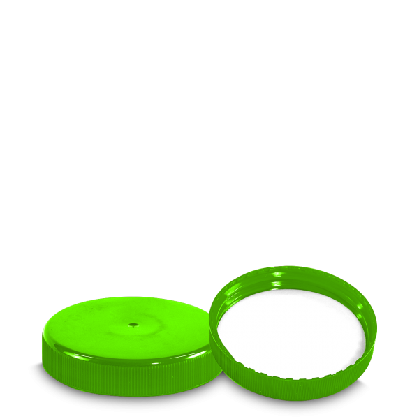 Schraubverschluss - hellgrün - DIN 80 Gewinde