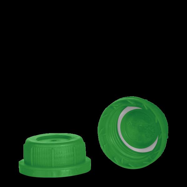 Kanisterverschluss - grün - DIN 45 Gewinde - UN