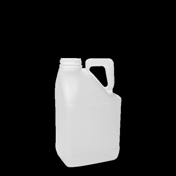 5 Liter Kanisterflasche - natur - OV 63 Gewinde