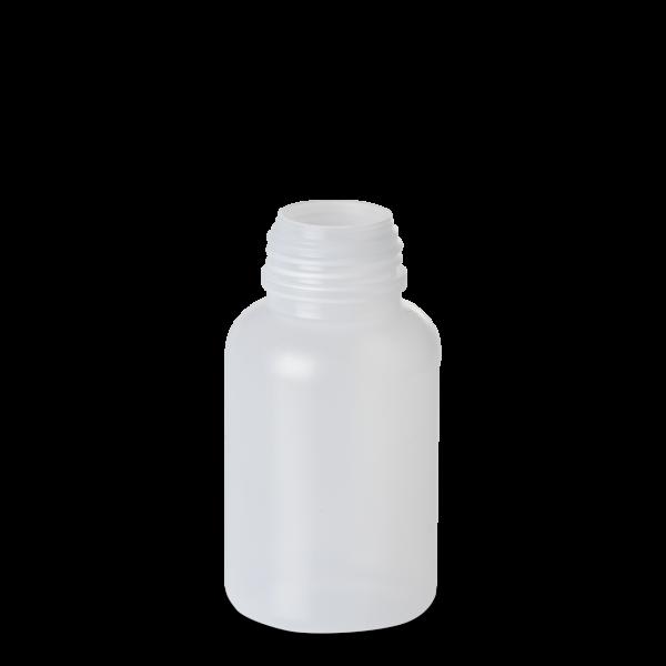 500 ml Weithals Laborflasche - rund - DIN 50