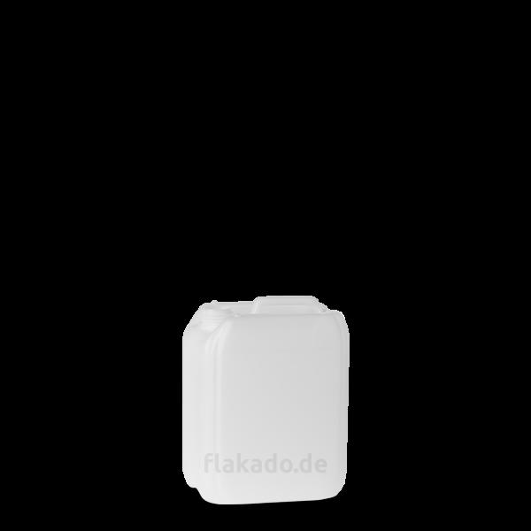 2,5 Liter Kunststoff Kanister natur - DIN45 - UN-Y