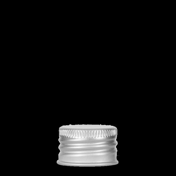 Schraubverschluss - Aluminium - silber - 24/410