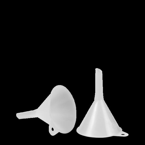 Trichter aus HDPE - natur - 60 mm