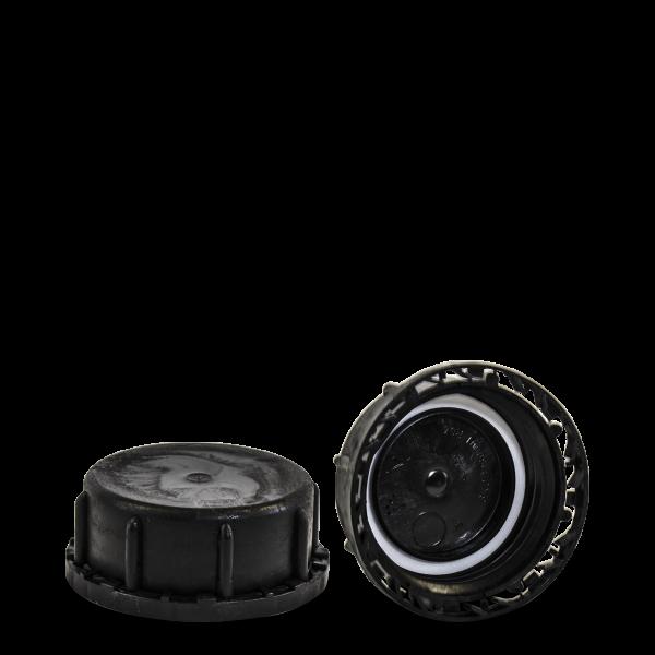 Kanister Verschluss schwarz - DIN 61 Gewinde - UN