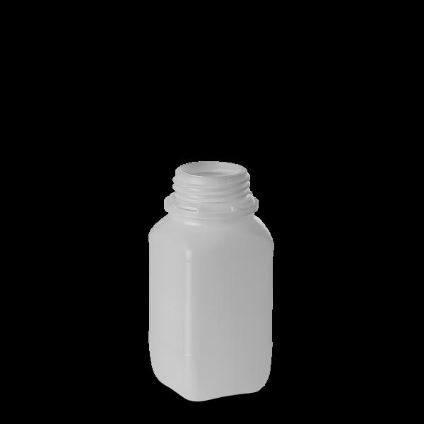 500ml Vierkantflasche - natur - OV 54 - UN-X