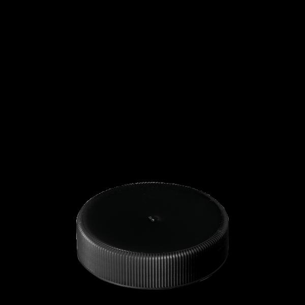 Schraubverschluss - schwarz - DIN 60 Gewinde