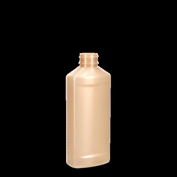 250ml Modulflasche - PET - perlhellrosa