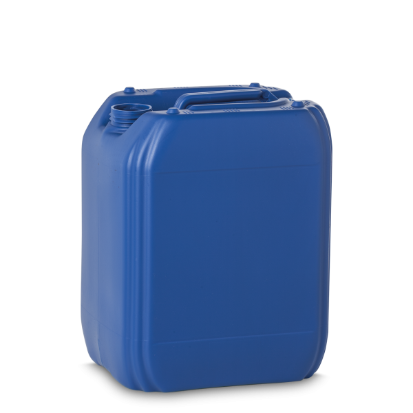 20 Liter Kunststoff Kanister blau - DIN 61 - UN-Y