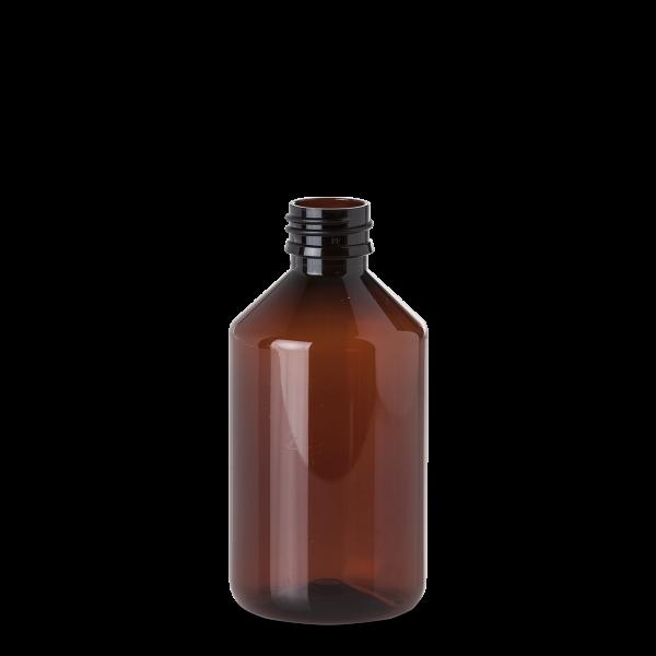 500 ml Pharma Veral - braun - PP 28 Gewinde