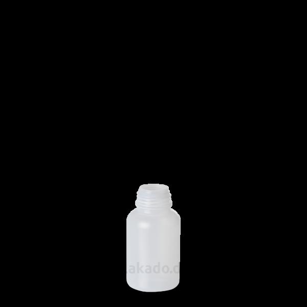 50 ml Weithals Laborflasche - rund - DIN 32